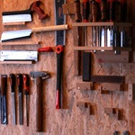 gereedschapset voor houtbewerking