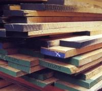 houtsoorten bij de houthandel