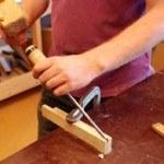 hout bewerken met de beitel