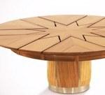 uitschuifbare Fletcher tafel