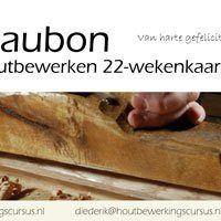 cadeubon cursus houtbewerking