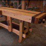 zelf een houten werkbank maken