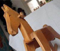 hobbelpaard cursus houten speelgoed maken