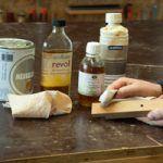 hout behandelen met olie