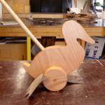 Workshop houten speelgoed