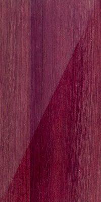 Purperhart hout