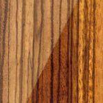 zebrano hout